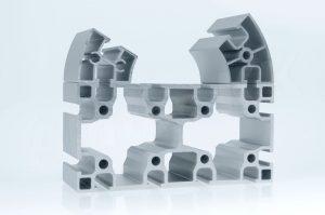 kompatybilne profile aluminiowe z producentami item i bosch
