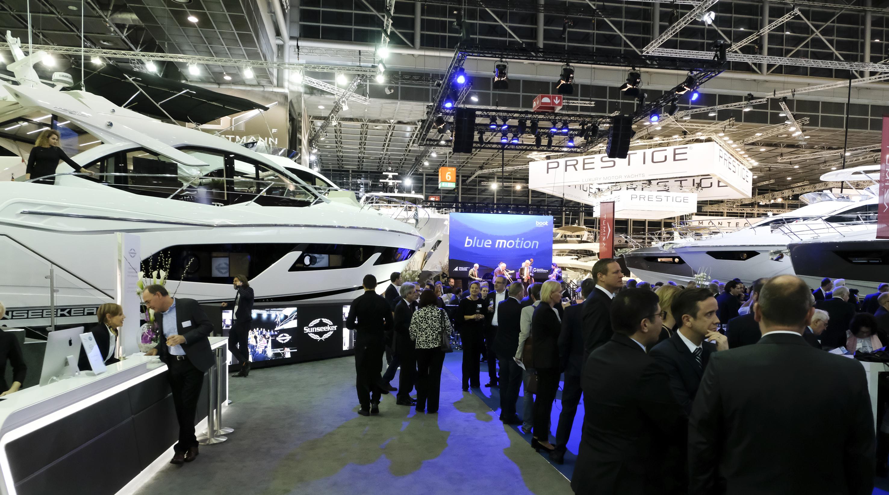 8e9449f20 Niebawem Boot 2019 w Düsseldorfie - jedna z największych na świecie wystaw  łodzi i jachtów - Expovortal