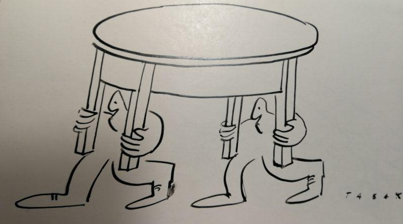 Okrągły Stół według Małgorzaty Tabaki