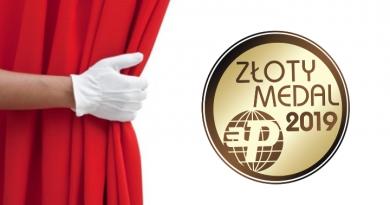 Laureaci konkursu o Złoty Medal na targach MEBLE POLSKA 2019