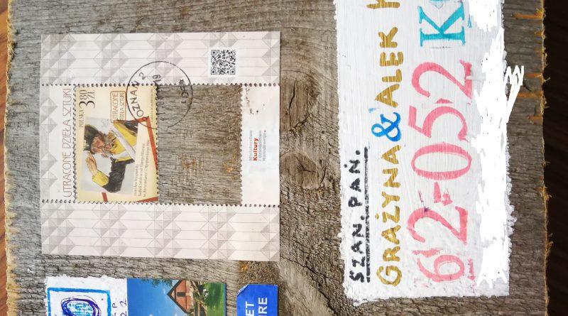 Pocztówka od Piotra C. Kowalskiego