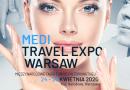 Medi Travel Expo Warsaw 2020 – pierwsze w Polsce targi turystyki medycznej i wellness