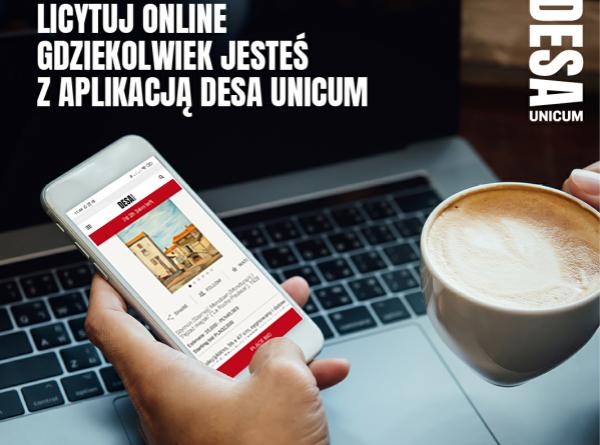 Dynamiczny początek roku na aukcjach online DESA Unicum