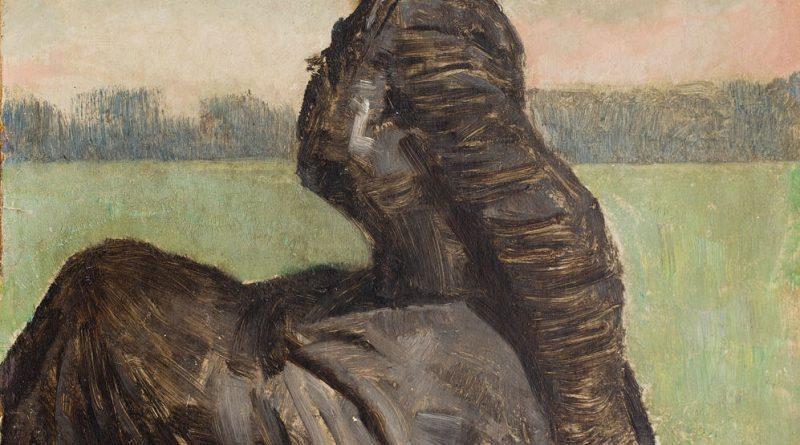 """Praca Jacka Malczewskiego na aukcji """"Art Outlet. Sztuka Dawna"""" w DESA Unicum"""