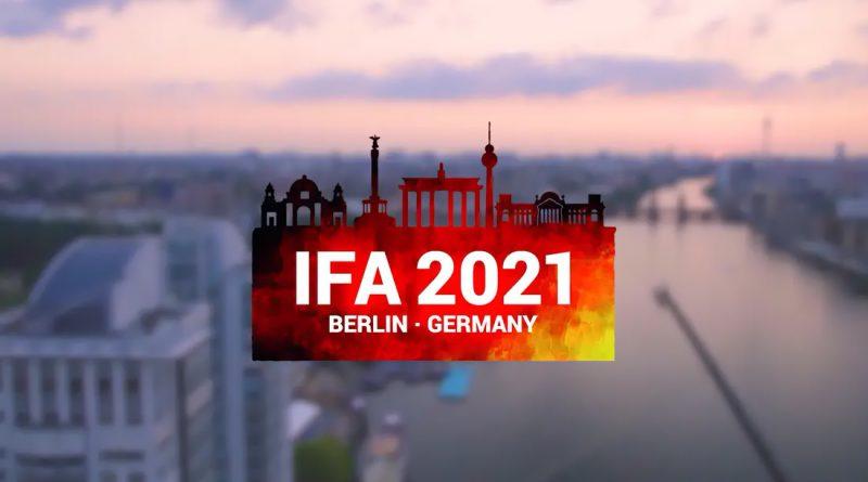 IFA 2021.Targi wzorcowe, bo przełożone